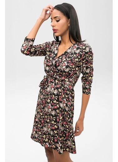 New Laviva Elbise Siyah